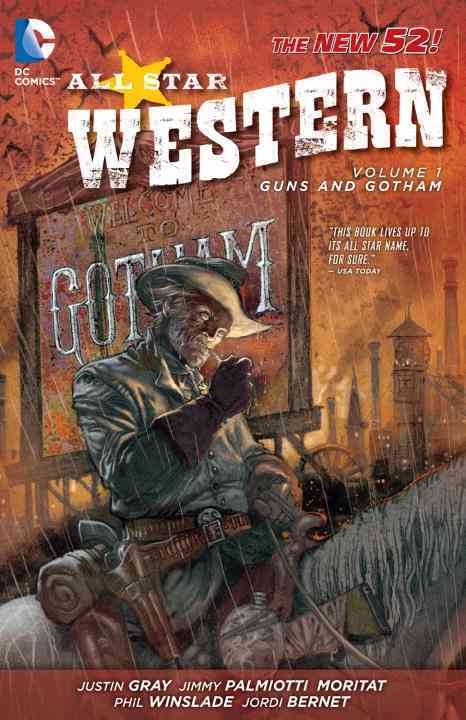 All Star Western 1 By Gray, Justin/ Palmiotti, Jimmy