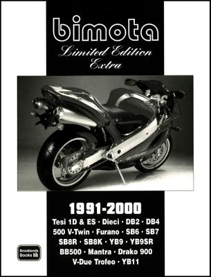 Bimota Limited Edition Extra 1991-2000 By Clarke, R. M.